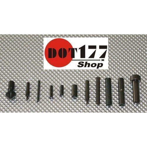 Bolzensatz Komplett 11 Teilig Br 252 Niert Www Colt1911 De
