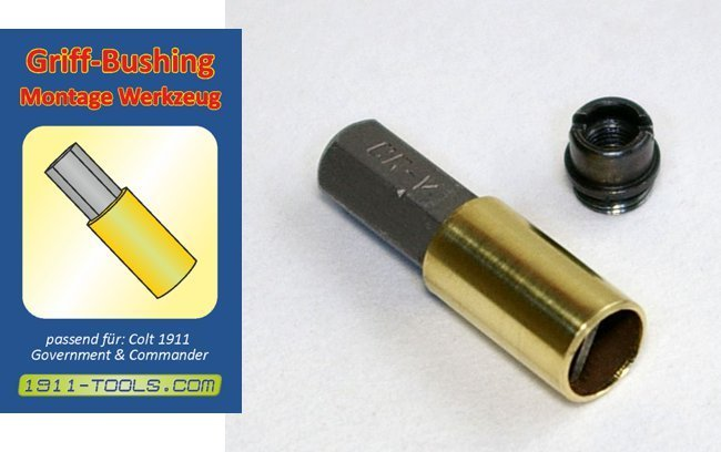 Grip Screw Bushing Special Bit For Secure Mounting Www