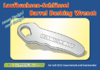 Barrel Bushing Wrench made of transparent plastic (acrylic)